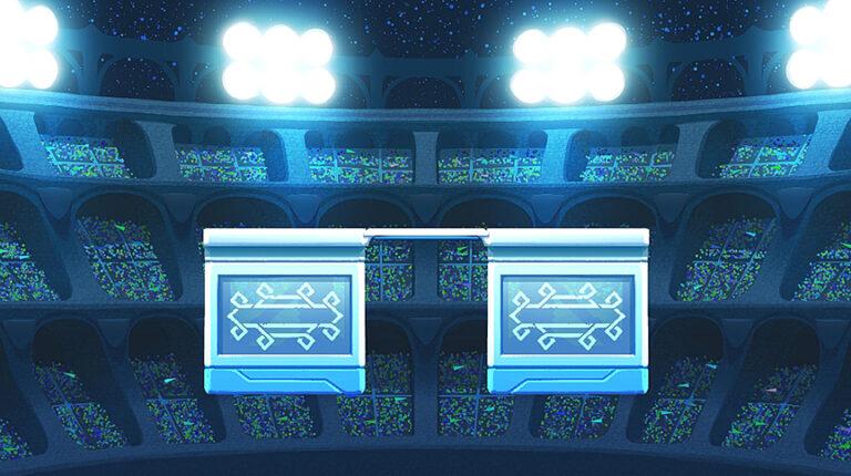 Big Thundergard Stadium map