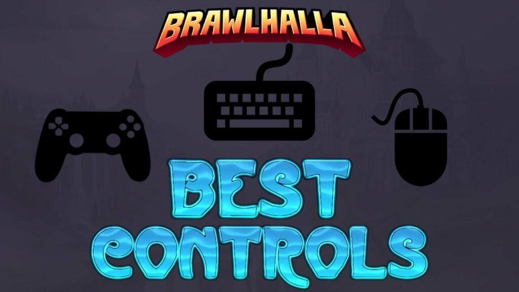brawlhalla best controls