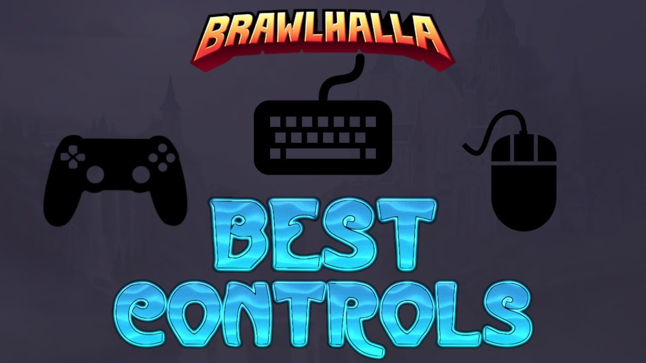 brawlhalla best controls