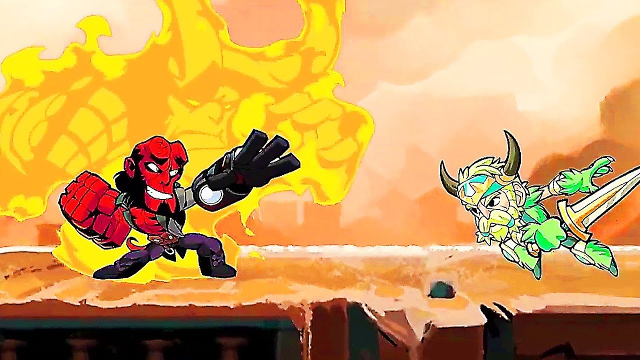 brawlhalla best legends and characters